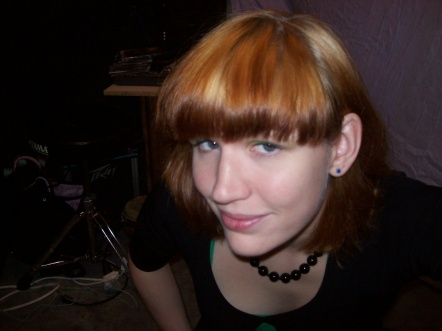 me red hair